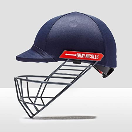 Gr/Ã/¼n Jungen GRAY-NICOLLS Atomic Cricket-Helm