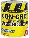 CON-CRET Creatine HCL - Blue Raspberry, 2.43oz 69g