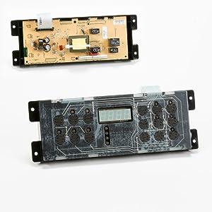 Frigidaire 316418501 Range Oven Control Board and Clock Genuine Original Equipment Manufacturer (OEM) Part