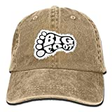 LETI LISW BigfootClassicDenim Cap Adult Unisex Adjustable Cap