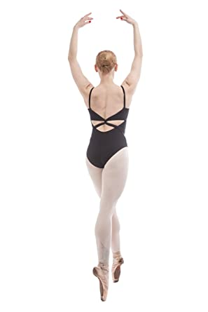 Clothes, Shoes & Accessories Black Dancewear & Accessories Blue Professional adult lady or girl ballet dance low cross back leotard