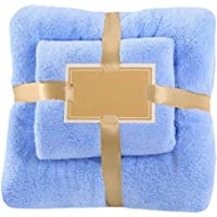 Timesok Toalla de ba/ño de Ducha de Toalla de ba/ño de Secado r/ápido Bowknot Linda para Mujer Juegos de Textiles de ba/ño 140 x 70 cm