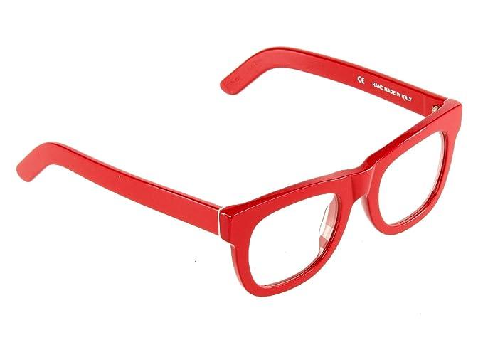 091d77fb94 Image Unavailable. Image not available for. Colour  Super Ciccio  RetroSuperFuture Eyeglasses ...