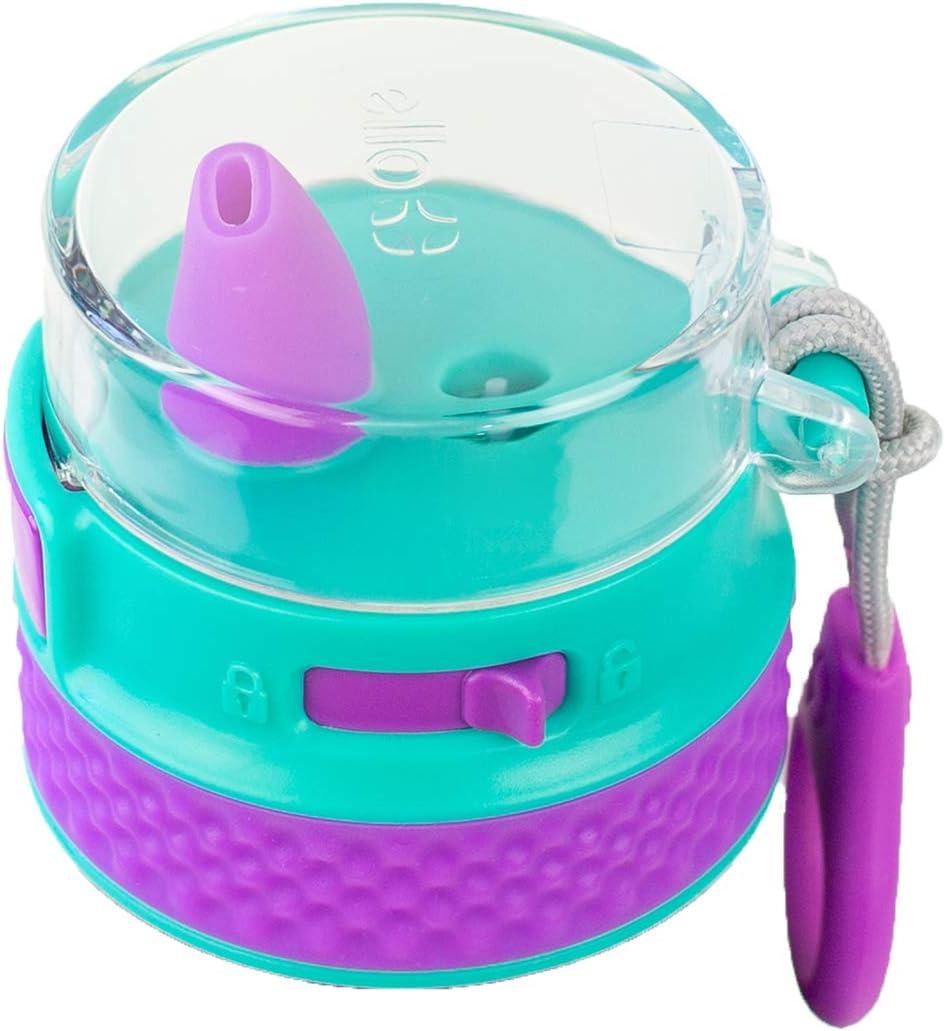 Purple Ello Max Replacement Lid