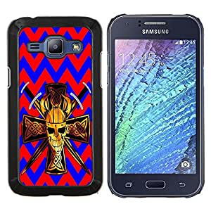 Dragon Case - FOR Samsung Galaxy J1 J100 J100H - Never give up your dreams - Caja protectora de pl??stico duro de la cubierta Dise?¡Ào Slim Fit