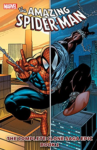 Spider-Man: The Complete Clone Saga Epic - Book One (Spiderman Comic 1)
