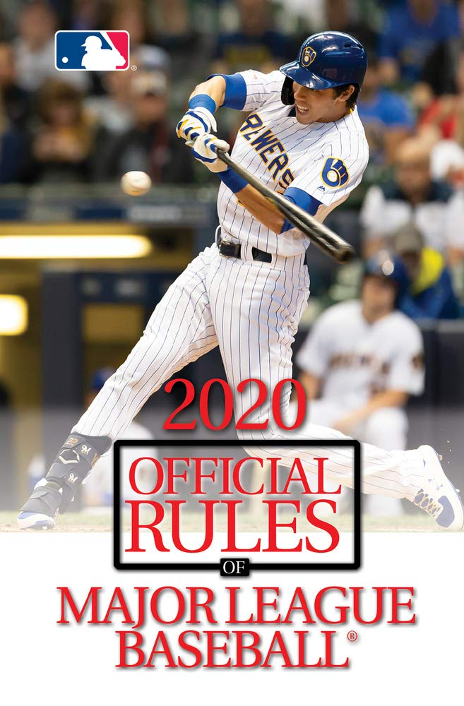 2020 Official Rules of Major League Baseball: Triumph Books ...