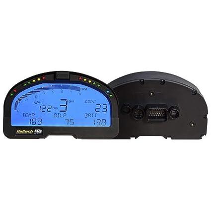 Amazon com: Haltech Haltech IQ3 Street Display Dash 20 EFI +