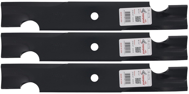 3) Rotary cuchillas para noria 5020843, 5101986, 32