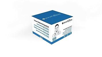 Toallas Desechables PlanetHair Store® 40x80 Blancas 100 unidades, Spunlace 55 gramos envasadas en paquetes