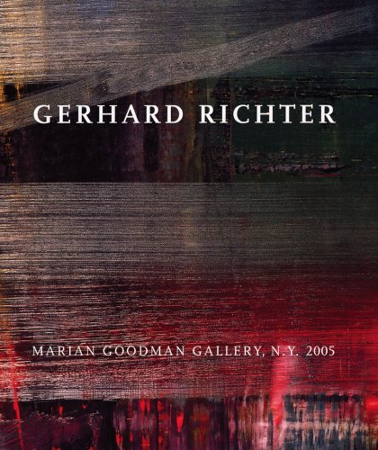 Gerhard Richter: Paintings 2003-2005 ()