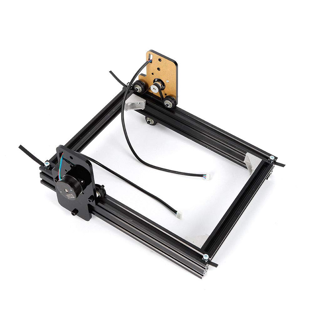 Metal Stone Wood Drilling Milling Machine Cutter Desktop USB Carving Engraving Machine DIY CNC Engraver Router Portable Household Art Craft Leather Plastics Engraver Printer