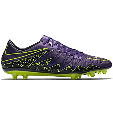 huge discount 43065 4b4af Image Unavailable. Image not available for. Color  Nike Hypervenom Phinish  FG-Hyper ...