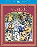 The Heroic Legend of Arslan: Dust Storm Dance Season Two (Blu-ray/DVD Combo)