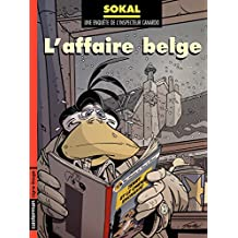 Canardo (Tome 15) - L'affaire belge (French Edition)