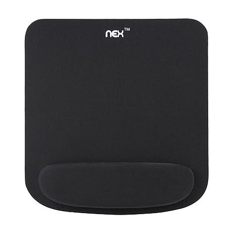 Amazon.com: NEX - Alfombrilla de ratón con soporte para ...