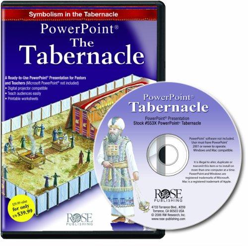 Tabernacle PowerPoint presentation: Symbolism in the Tabernacle (Model Of The Tabernacle)