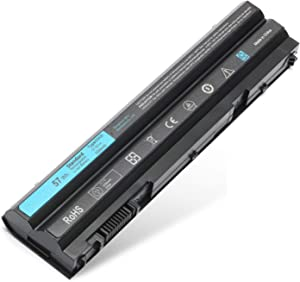 T54FJ Laptop Battery for Dell Latitude E5420 E5430 E5520 E5530 E6420 E6430 E6520 E6530 Compatible P/N:312-1163 312-1242 T54F3 X57F1 KJ321 M5Y0X HCJWT 7FJ92 NHXVW PRRRF-6-Cell