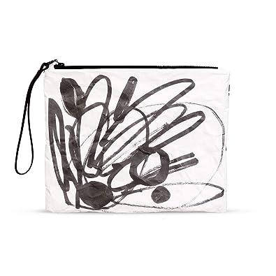 Pouch Abstract Handbags Amazon Com