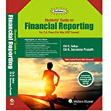 Padhuka's Student Guide On Financial Reporting For CA Final May 2017