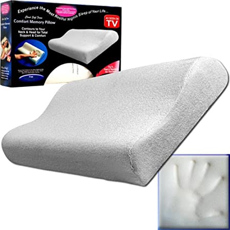 TV Memory Pillow Cloud Soft Foam