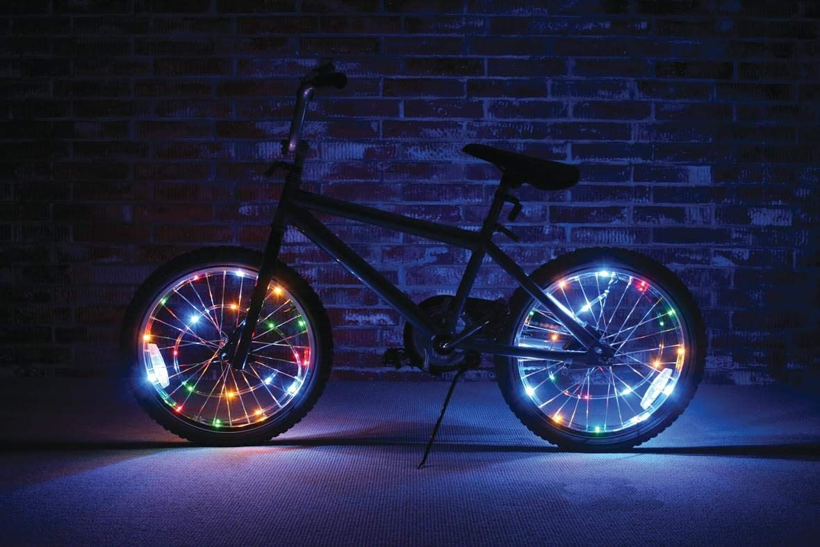 Wheel Brightz LED Bicycle Accessory Light Ltd for 1 Wheel Brightz