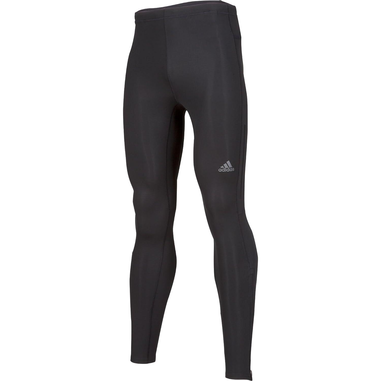 ADIDAS CLIMACOOL SUPER Nova Black Long Running Tights Mens