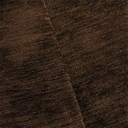 Amazon Com Chocolate Brown Dry Wash Chenille Upholstery Fabric