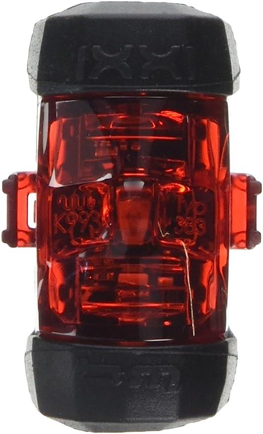 B/&M LED Batterie Rücklicht IXXI mit USB Ladekabel