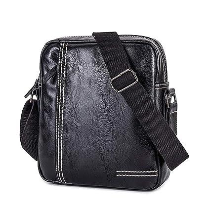 539aed586352 Amazon.com: AIURBAG Men's Messenger Bag,Crossbody Shoulder Bags ...