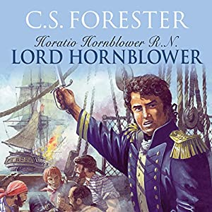Lord Hornblower Hörbuch