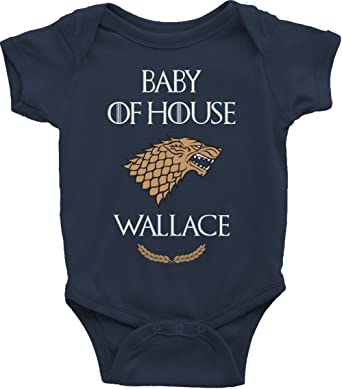 Game of Thrones baby onesie personalized game of thrones onesie, baby shower gift