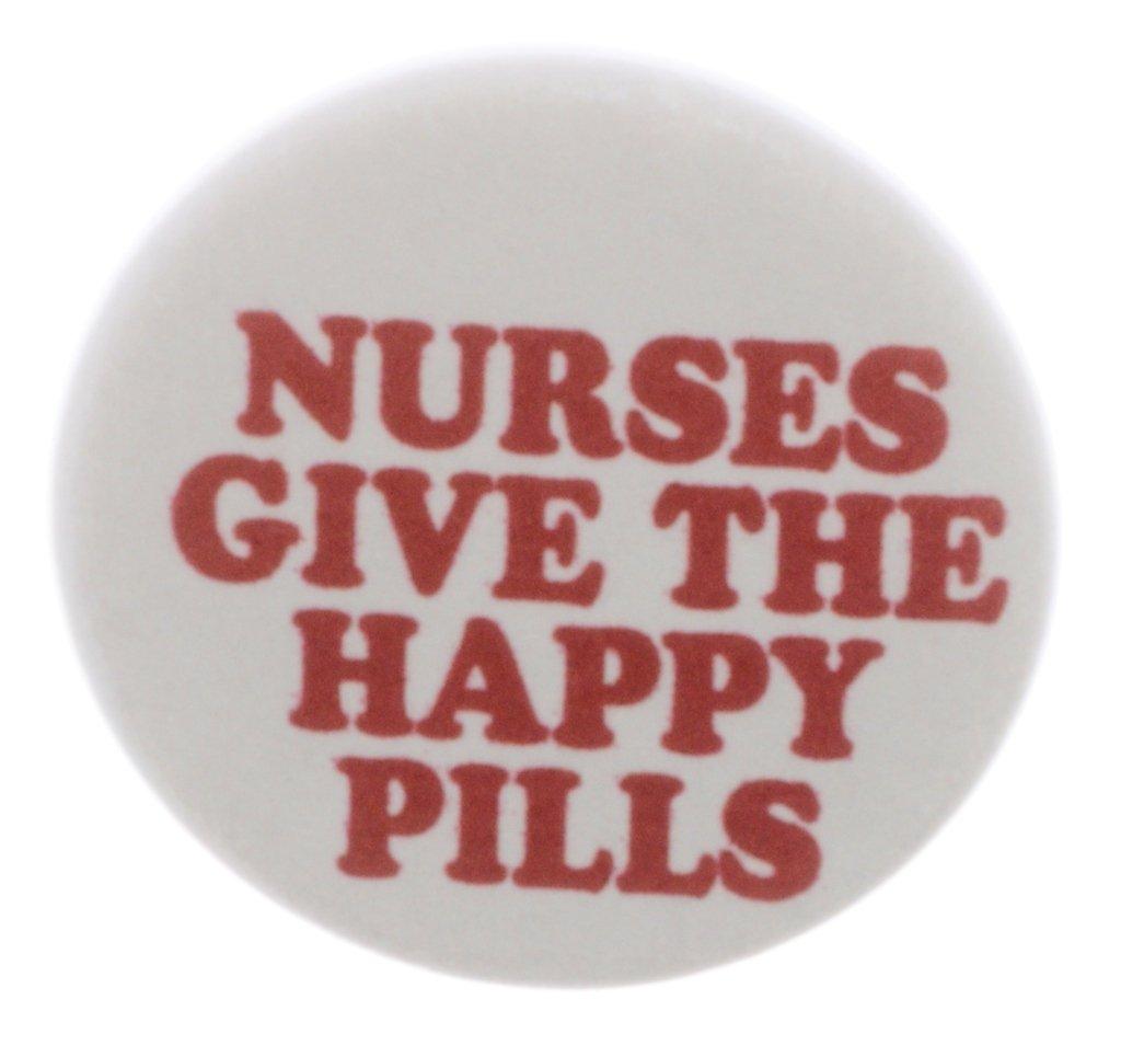 Enfermeras dar la Happy Pills 2,25