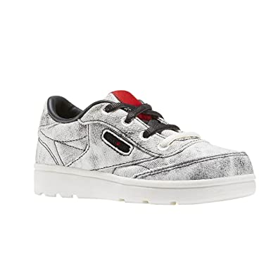c22b57b4706da Reebok x Kendrick Lamar Toddlers Big Kids Club C (white   coat   scarlet)