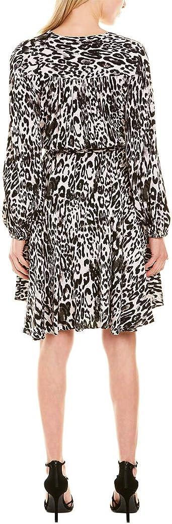 Milly Damska Gina Dress Legeres Abendkleid: Odzież