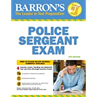 Amazon best sellers best civil service test guides barrons police sergeant examination 6th edition fandeluxe Choice Image