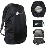 1e8860320f Amazon.com  LEDMOMO Waterproof Backpack Rain Cover Rucksack ...