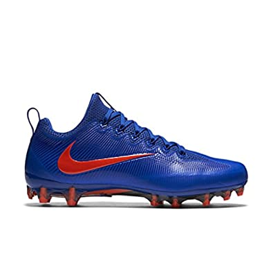 bf43979565eb Nike Men's Vapor Untouchable Pro Football Cleat (12, Royal Blue/Orange):  Amazon.co.uk: Shoes & Bags