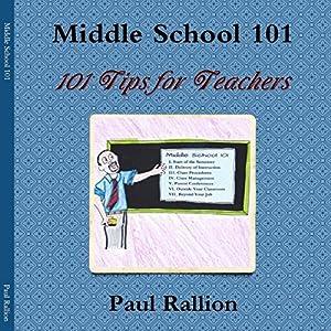 Middle School 101 Audiobook