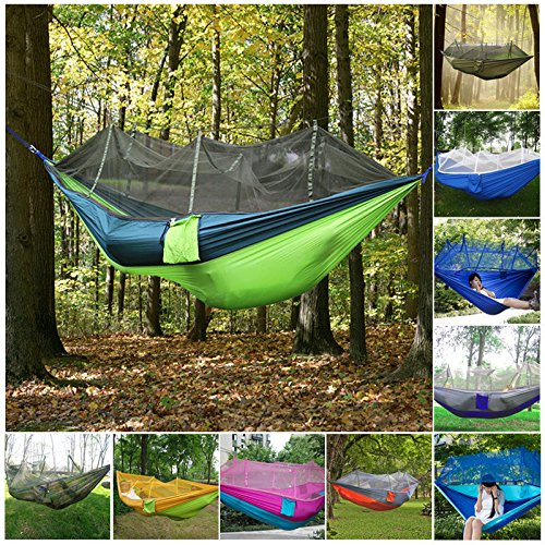 Mosquito Mini Rc Indoor Helicopter (UNAKIM-Double Person Travel Outdoor Camping Tent Hanging Hammock Bed With Mosquito Net)