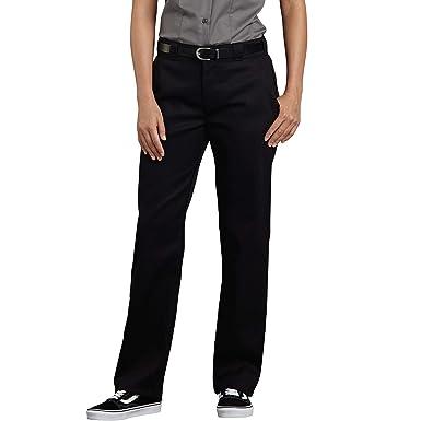 5115fd26da Amazon.com: Dickies Women's Flex Original Fit Work Pants: Clothing