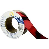 Lantecor 28851, Fita Metaloide, 10 x 50 m, Multicor