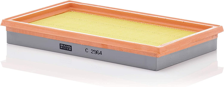 Original Mann Filter Luftfilter C 2964 Für Pkw Auto