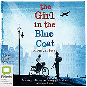 The Girl in the Blue Coat Audiobook