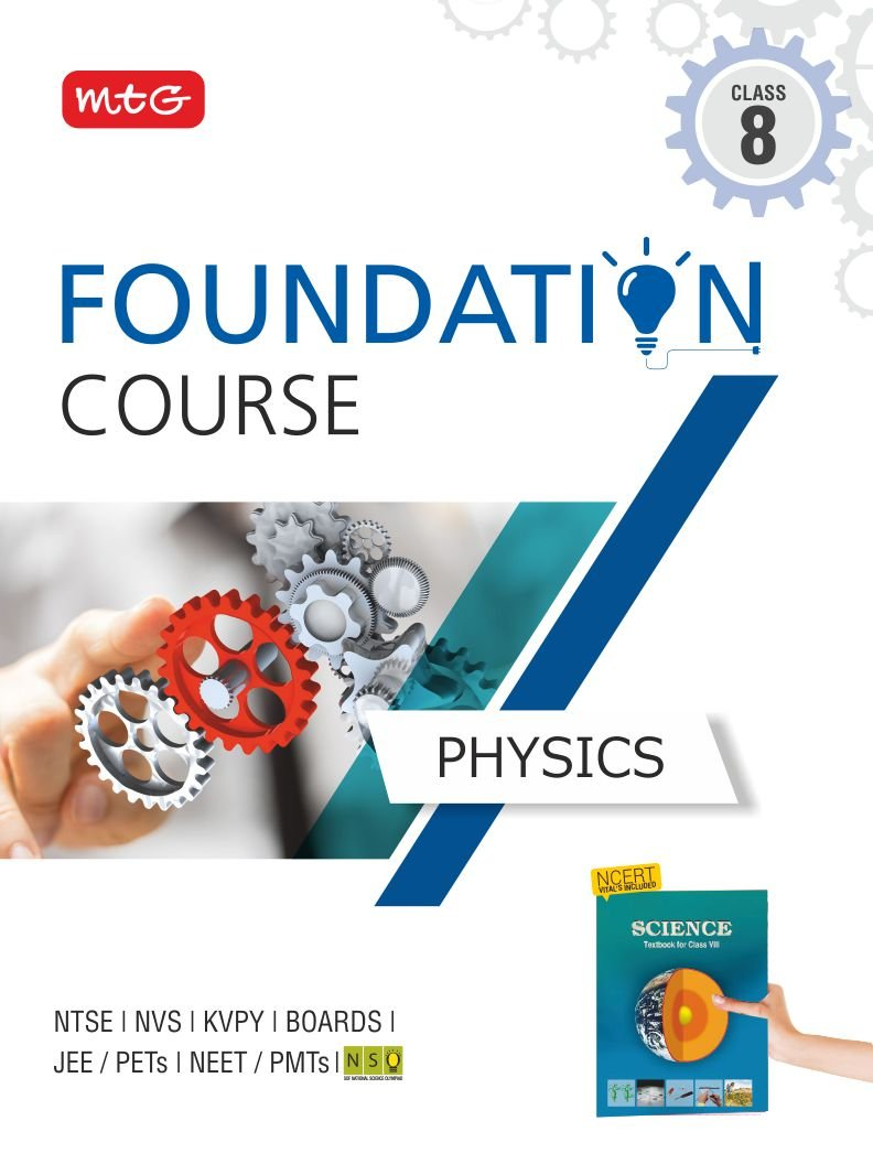 Buy Physics Foundation Course For JEE NEET Olympiad Class