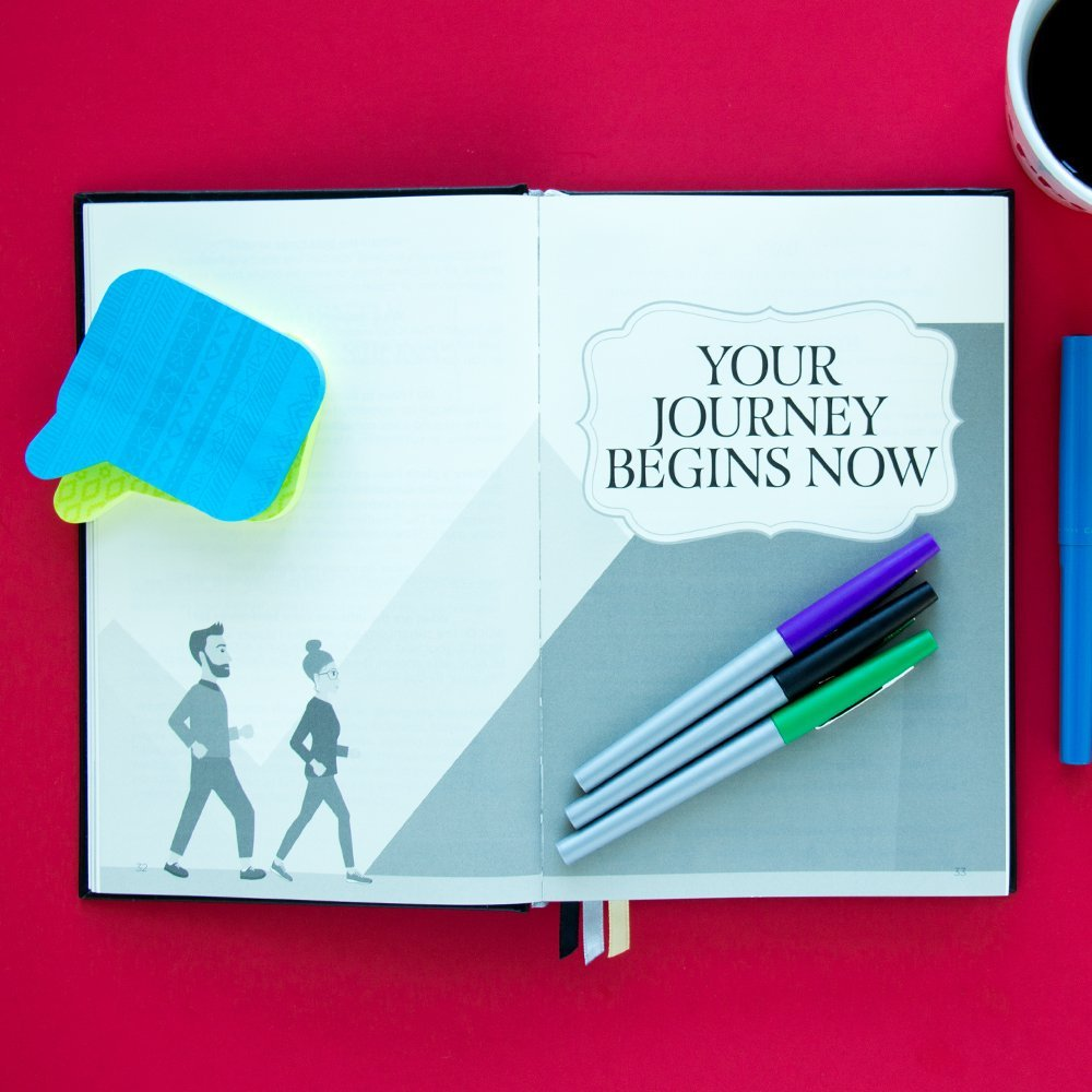 The Mastery Journal - The Best Daily Planner for mastering productivity, discipline and focus in 100 days! Hardcover, Non Dated - 1 Year Guarantee by The Mastery Journal (Image #4)