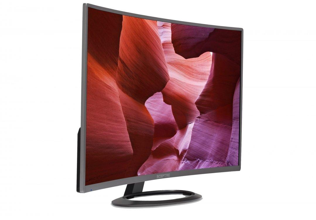 Sceptre C 32-Inch Screen LED-lit Monitor (C325W-1920R)