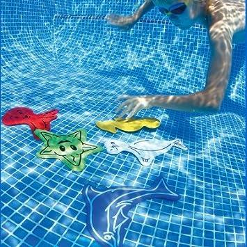 Swimming mates