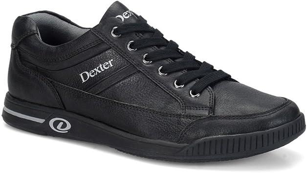 Black Dexter Keegan Plus Men/'s LEFT HAND Bowling Shoes