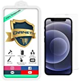 """Película De Vidro Temperado Para Iphone 12 e 12 Pro com Tela de 6.1"""" - Proteção Blindada Anti Impacto Top Premium"""